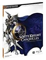White Knight Chronicles Signature Series Strategy Guide de BradyGames
