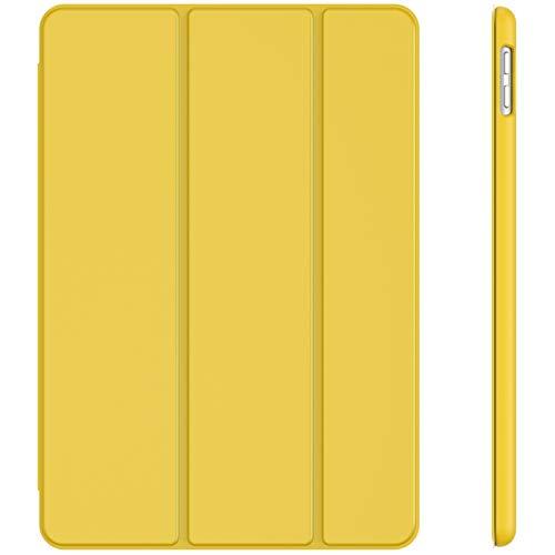 JETech Case for iPad 8/7 (10.2-Inch, 2020/2019 Model, 8th / 7th Generation), Auto Wake/Sleep, Yellow