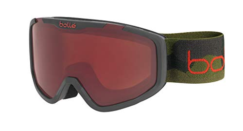 Bollé Unisex-Kind Rocket Skibrillen, Black Camo Matte, Small