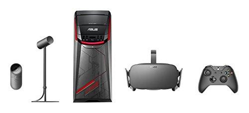Oculus Rift + ASUS Oculus Ready G11CD-WS51 Desktop PC Bundle