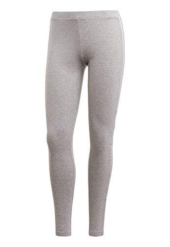 adidas Trefoil Tgh Mallas, Mujer, Gris (Medium Grey Heather), 40