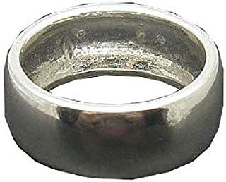 Anello in argento massiccio 925 banda normale R000851