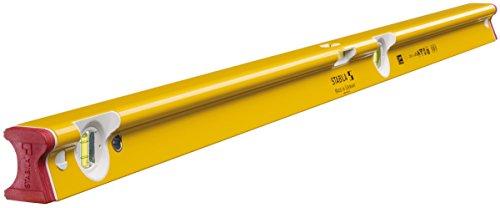 Stabila R-Type Level 120CM 48IN 18374 Spirit, Yellow Black