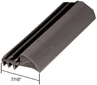 CRL Black Universal Glazing Spline - 100' Roll by CR Laurence