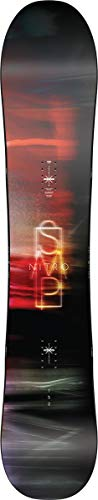 Nitro Snowboards Herren Smp Brd '21 All Mountain Directional Twin Snowboard Freestyle Freeride Board, mehrfarbig, 152