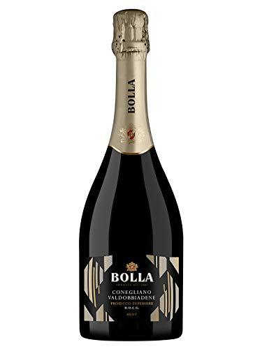 PROSECCO DOCG Conegliano Valdobbiadene Brut - Bolla - Vino bianco spumante - Bottiglia 750 ml