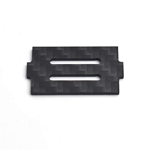 CHENJUAN Aankomst Realacc X210 214mm FPV Racing Frame Spare Part Cameraplaatje Carbon Fiber Drone Case
