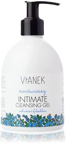 VIANEK Gel hidratante íntimo.