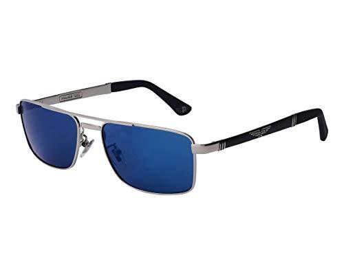 Police ORIGINS 37 SPLB-43 E70B - Gafas de sol con efecto espejo azul