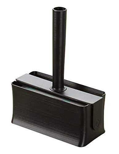 ニトムズ コロコロ 本体 強力すじコンパクト スッキリ収納 カーペット対応 60周 1巻入 ブラック C4608