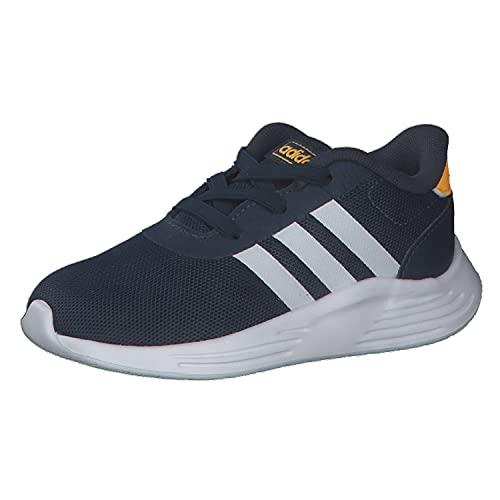 adidas Lite Racer 2.0 I, Zapatillas de Running, AZMATR/FTWBLA/Dorsol, 24 EU