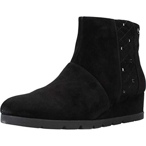 Stonefly 210074 Boots à Talons Femmes Noir 37