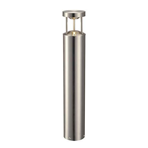 SLV Potelet Borne Lumineuse Extérieure LED VAP 60 | Luminaire Extérieur Design, Eclairage Extérieur Raffiné | Eclairage d'allée, Lampe de Jardin, Eclairage de Jardin | LED Intérieure, A-A++ 8,9W