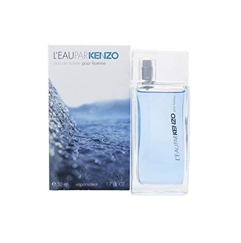 L'eau Par Kenzo By Kenzo For Men. Eau De Toilette Spray 1.7 Ounces