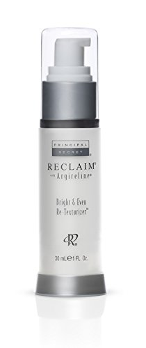 Principal Secret – Reclaim with Argireline – Bright & Even Re-Texturizer – 1 Ounce