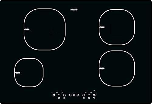 Ignis Induktionskochfeld AKS 819/NE 80cm Autark rahmenlos Booster