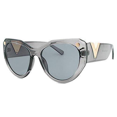 Gafas De Sol Hombre Mujeres Ciclismo Gafas De Sol De Metal para Mujer De Moda Gafas De Sol Vintage para Hombre Gafas De Sol-Z1364E-3