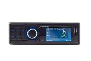 KENWOOD Volant USB Bluetooth mp3 autoradio pour RENAULT MEGANE III 09-12 noir