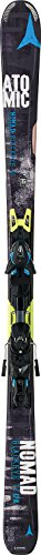 ATOMIC Blackeye TI ARC & XTO 12Ski und Bindung, Weiß/Blau/Gelb, Herren, AASS00646181, Bianco/Blu/Giallo, 181