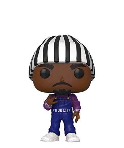 Popsplanet Funko Pop! Rocks Tupac Shakur (Thug Life Overalls) Exclusive to Special Edition #159
