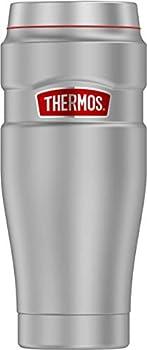 Thermos 16 oz Vacuum-Insulated Travel Tumbler