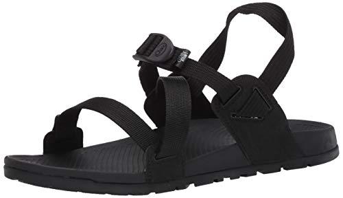 Chaco Women's Lowdown Sandal, Black, 11