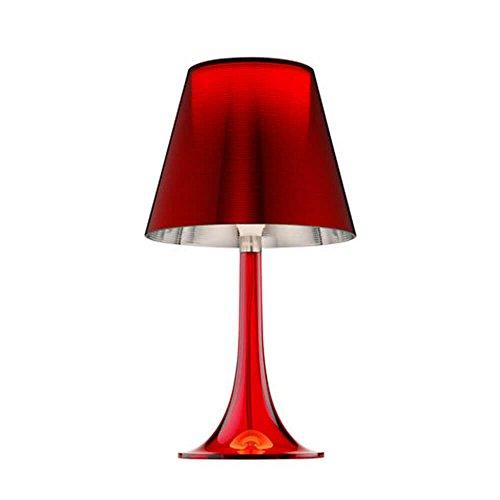 Flos Miss K lámpara de mesa rojo