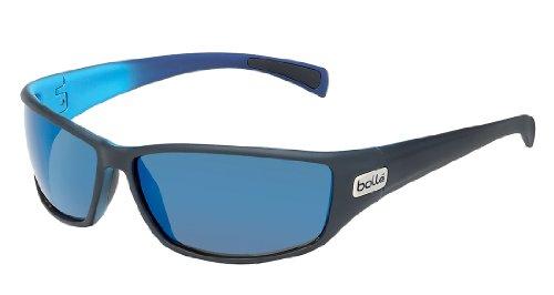 Bolle Python 11693 Sunglasses Matte Black/Blue