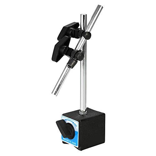 Magneetvoethouder ijzer mini flexibele bracket tool met dubbel verstelbare pool voor Leverage Dial Indicator Testgauge