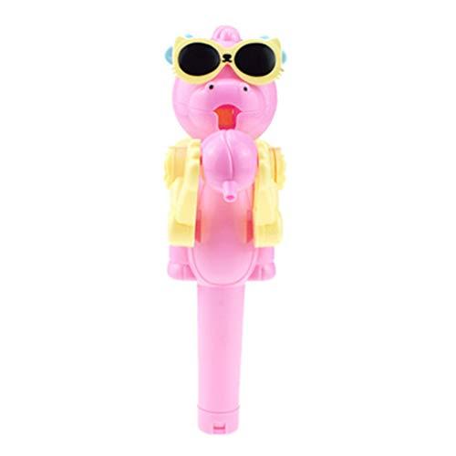Dapei Bildung Spielzeug Kreative Lutscher Artefakt Lustige Essen lollipop Roboter Halter Stehen Geschenke Spielzeug Lernspielzeug