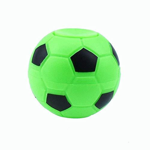 NRRN - Giocattolo di decompressione per dita da calcio, giocattolo antistress, per bambini