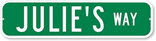 SmartSign Customize Your Own Green Street Sign   6' x 24' 3M EG Reflective Aluminum