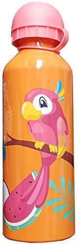 Kids Licensing Gourde Tropical Style Junior 500 ml Aluminium Orange