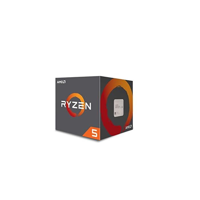 AMD YD2600BBAFBOX Processeur RYZEN5 2600 Socket AM4 3.9Ghz,