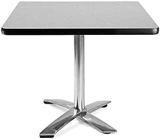 OFM Square Folding Multi-Purpose Table, 36