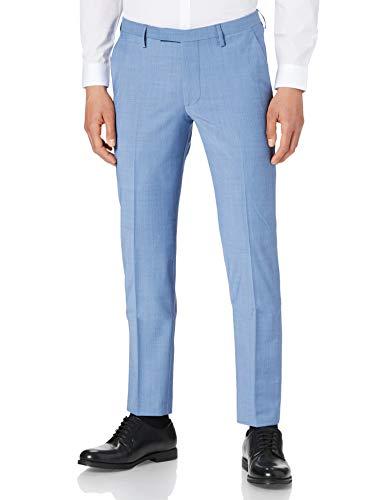 CINQUE Herren CIMONOPOLI-H Business-Anzug Hosen-Set, 66 blau, 54