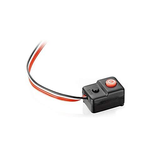 Farleshop 1pc Hobbywing RC Interruptor para Ezrun MAX5 MAX6 MAX8 XR8 MAX10-SCT Impermeable sin escobillas escotones para Car RC (Color : For MAX8 XR8)