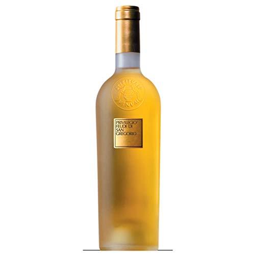 Wein Fiano Passito DOC PRIVILEGIO weiß - FEUDI DI SAN GREGORIO - 6 Stück Karton