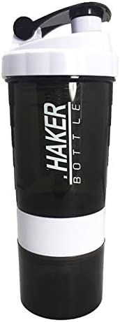 Creative Protein Powder Shaker Bottle Sports Fitness Mezcla ...