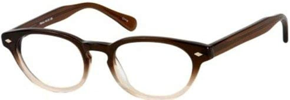 Multi-View Single Vision Reader Model Fade - Walnut 72 Fort Worth Mall Surprise price Strengt