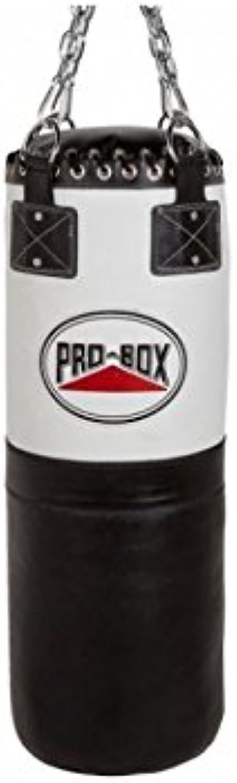 Pro Box 3 Ft schwere Leder Boxsack Boxen Home Gym Strike Kick Tasche B077H44NTS  Internationale Wahl