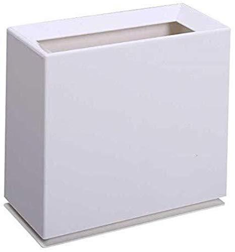 123564 Mülleimer Kunststoff Umwelt Abfalleimer Can Garbage Trash Trash Büro Bad Hygiene Eimer Reinigungswerkzeug Trash Multifunktionaler Mülleimer