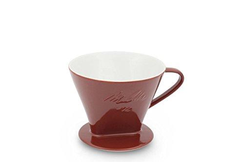Friesland Porzellan Melitta-Kaffeefilter 102 Schokobraun