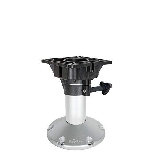 Oceansouth Fixed seat Pedestal with Swivel Top (330)