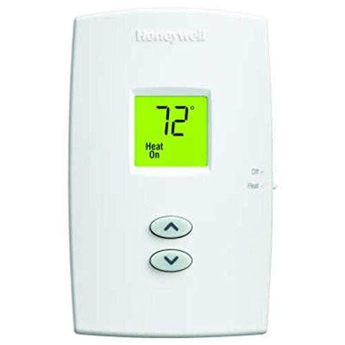 Honeywell TH1100DV1000/U Pro 1000 Vertical Non-Programmable Thermostat