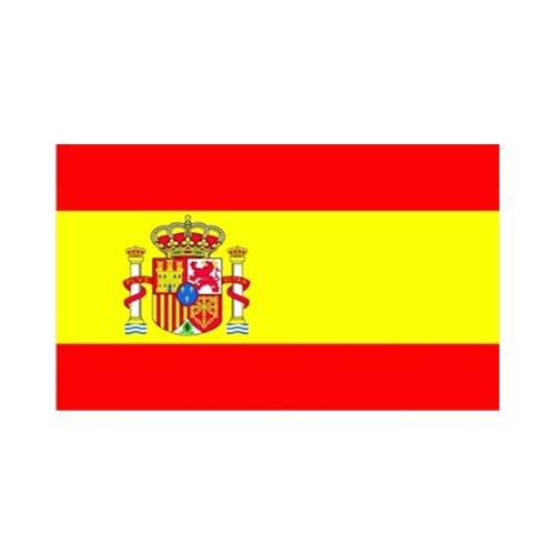 Bandera de España, tamaño XXL: Amazon.es: Deportes y aire libre