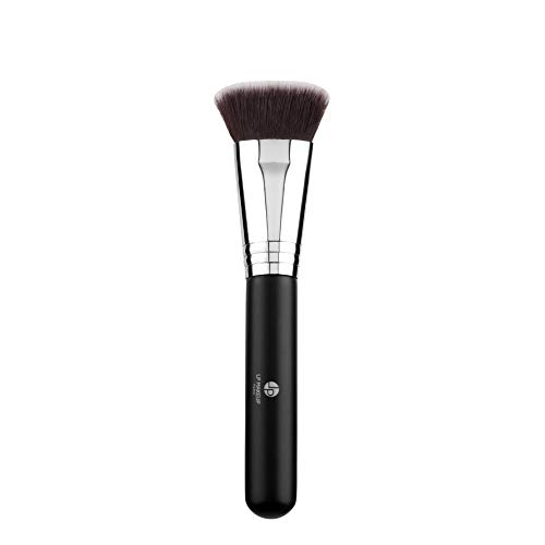 """Pinceau de maquillage Visage """"L'accessoire"""" - N°4 - pinceau teint de grande qualité - Poils fins"""