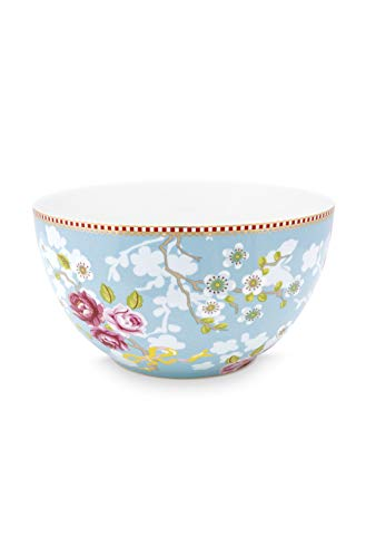 PiP Studio Bowl - Schale - Chinese Rose Blue - 18 cm - by