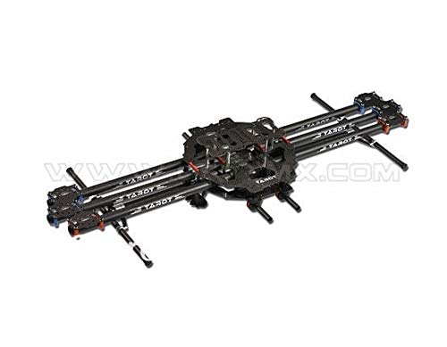 SAUJNN Tarot FY680 3K Pure Carbon Fiber Full Folding Hexacopter 680mm FPV Aircraft Frame TL6801