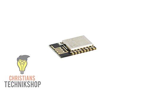ESP-12E WiFi Modul ESP8266 Controller kompatibel AP STA AP+STA Modus | Christian's Technikshop